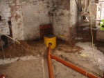 Central Room Drainage System